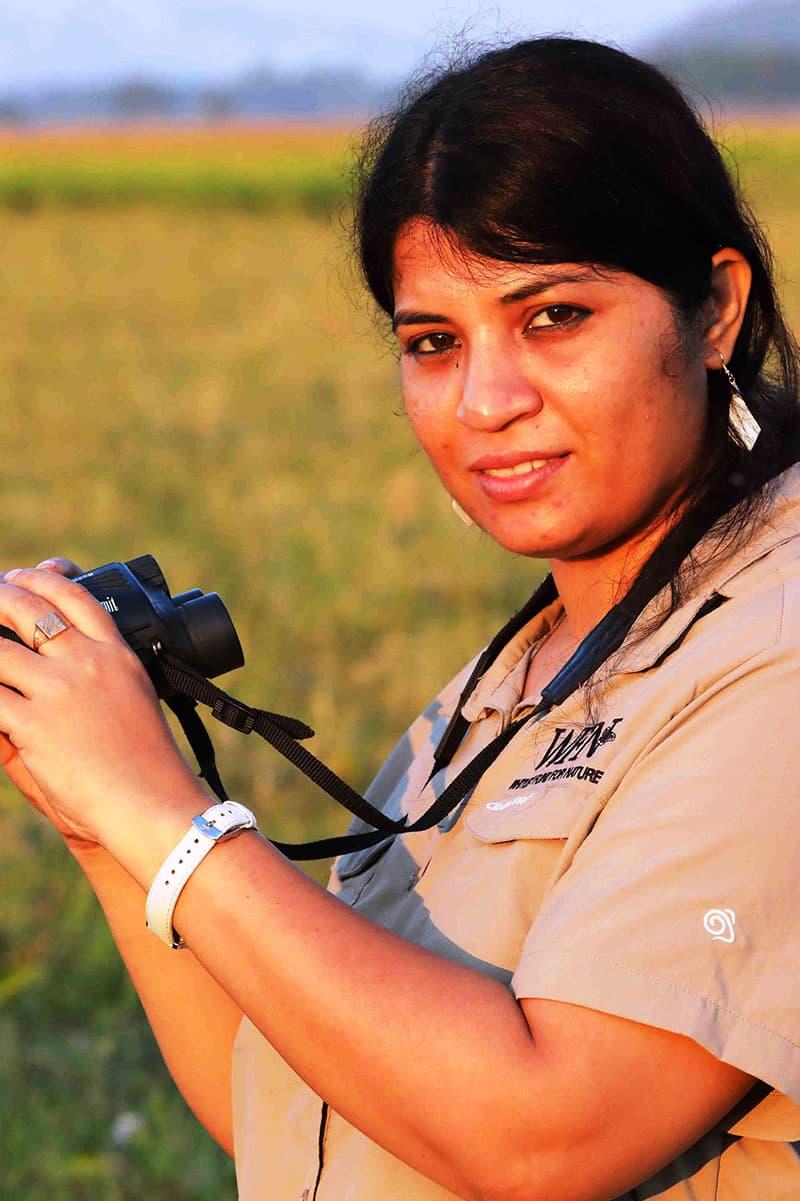 Doctora Purnima Devi Barman