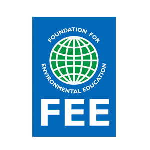 Logo FEE, foundation for enviromental education