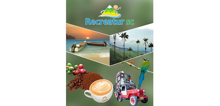 Logo Recreatur SC