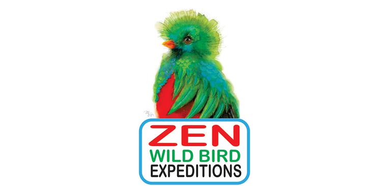 Logo ZEN Wild Bird Expeditions