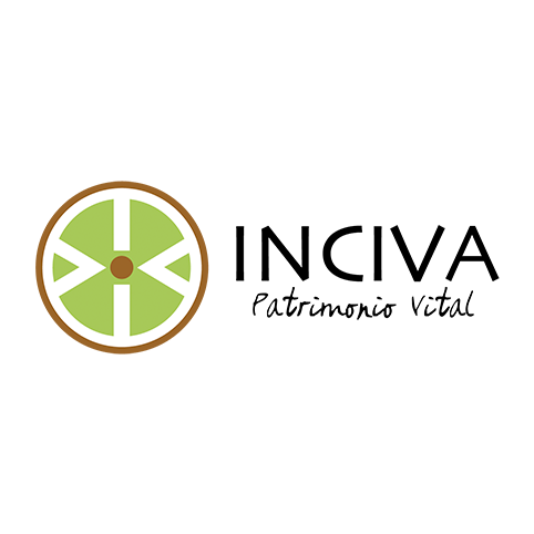 Logo Inciva, patrimonio vital