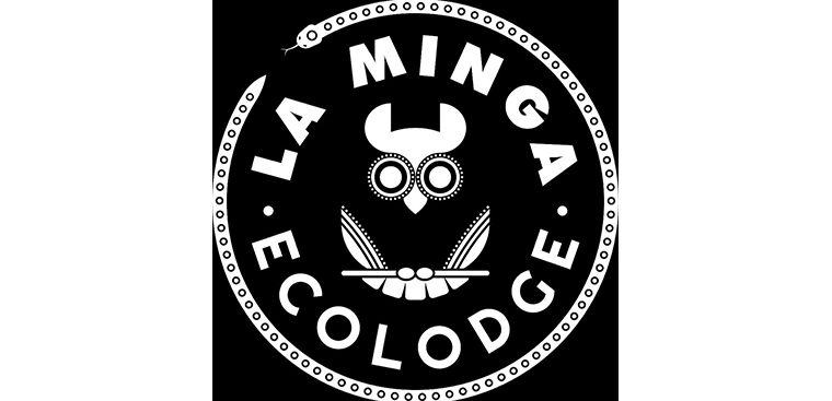 Logo la Minga Ecolodge