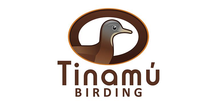 Logo Tinamú Birding