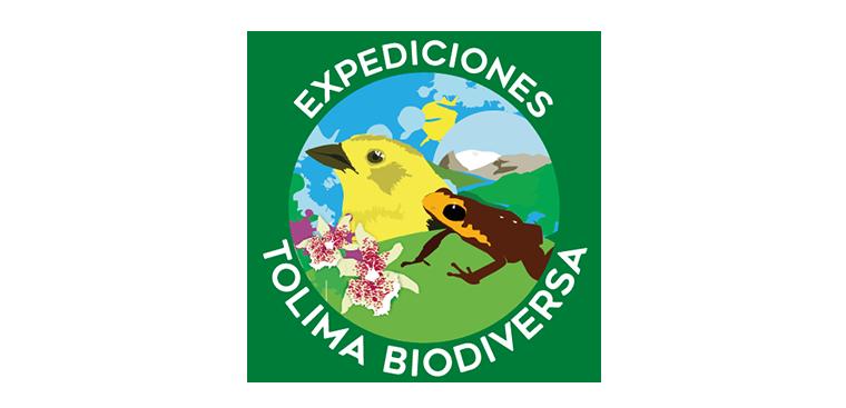 Logo Expediciones Tolima Biodiversa