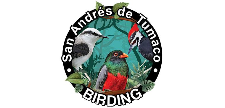 Logo San Andrés de Tumaco Birding
